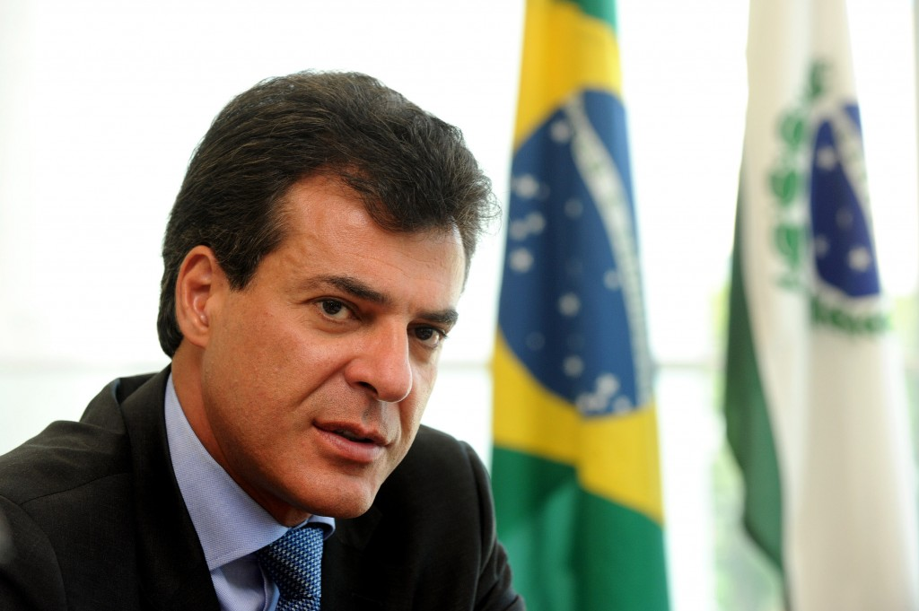 Gov. Beto Richa recebe diretoria da INFRAERO
