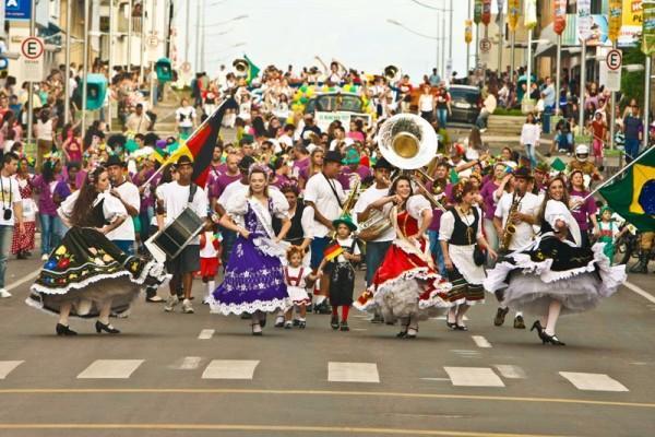 Desfile Munchen