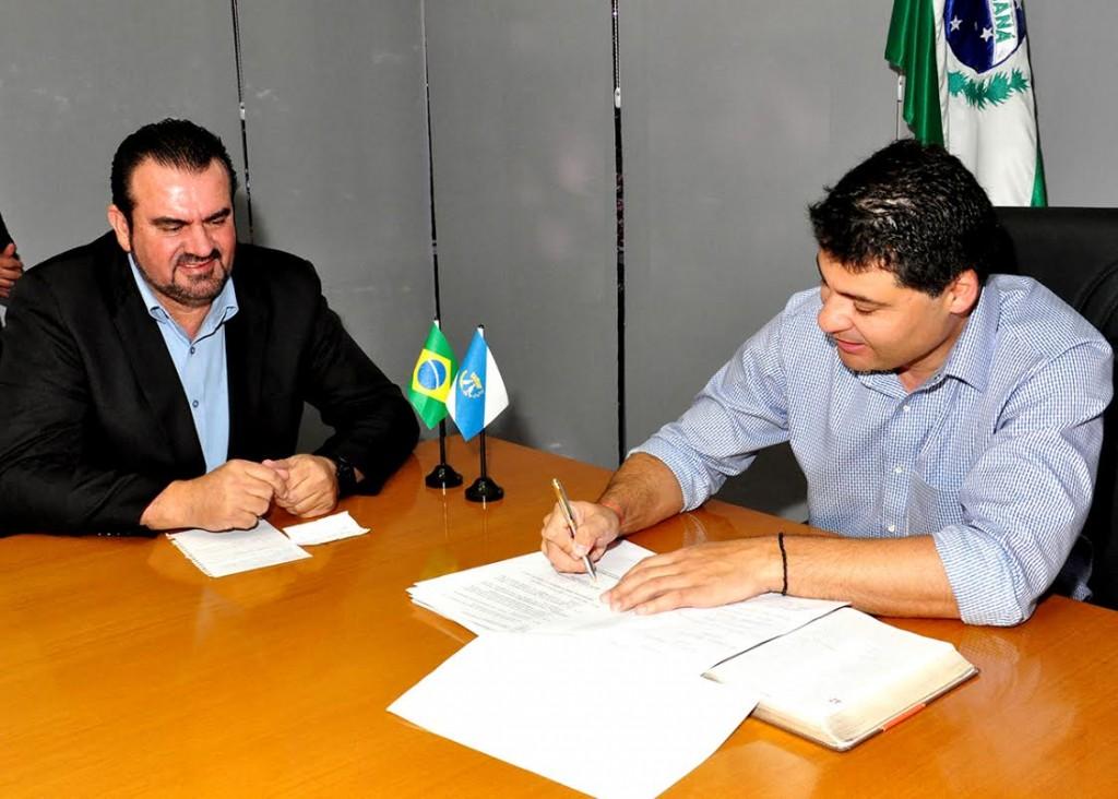 Cenoura e Rangel Decreto