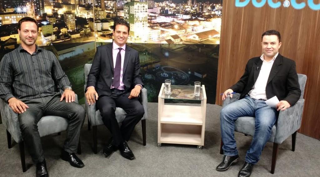 Doc Leonardo Rodrigo e Edu