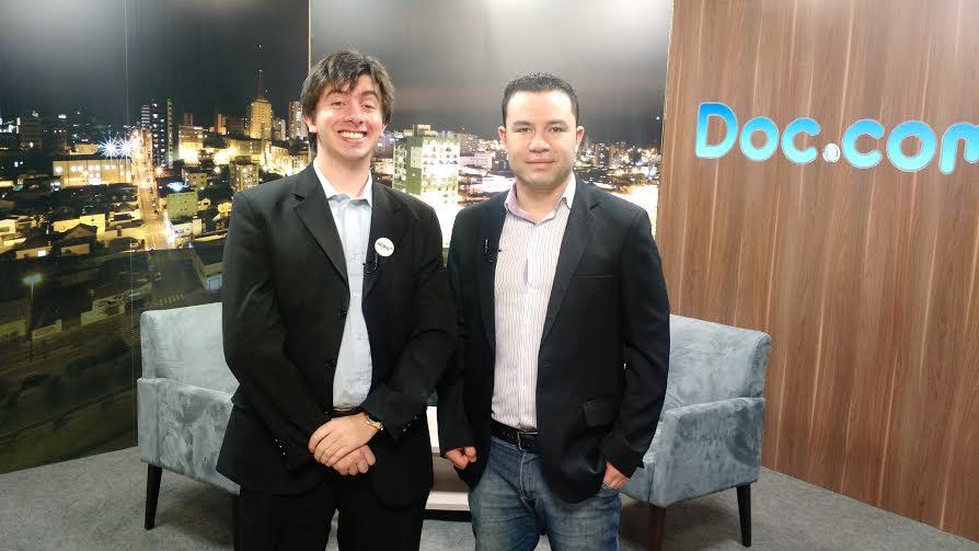 Doc Eduardo Salamacha e Edu