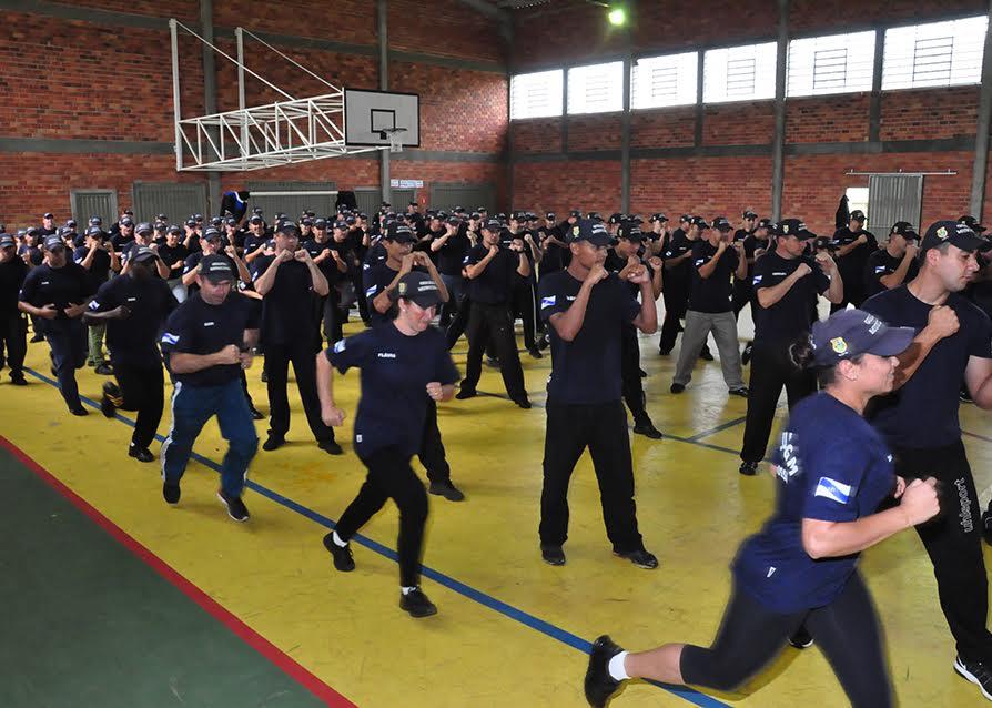 Novos Guardas Municipais