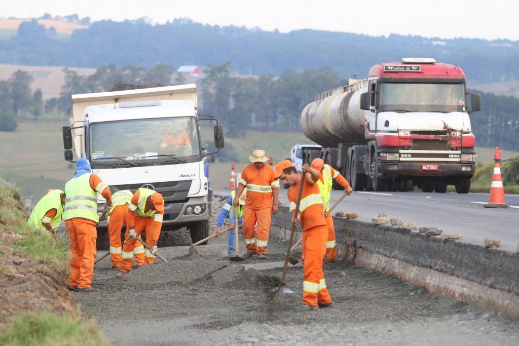 CCR Obras Rodovias
