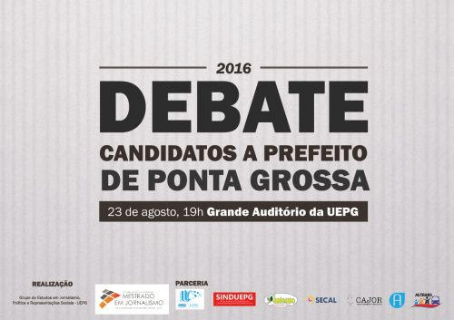 Debate UEPG