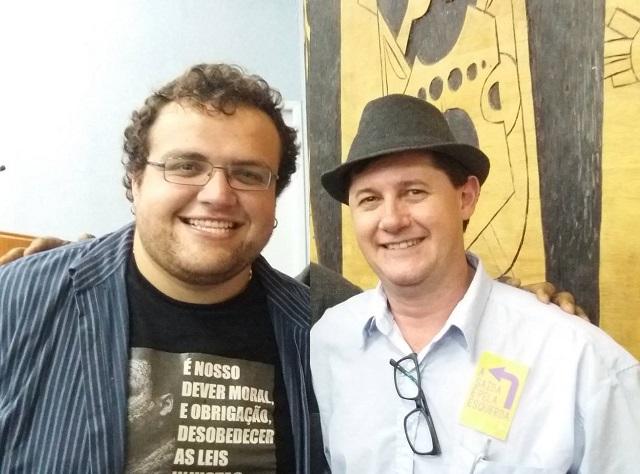 Gadini e Felipe Soares