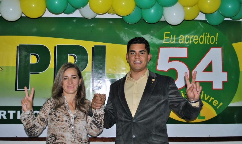 Leandro e Adriane